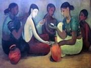 Exposition de peintures Kalpana à HCM-Ville