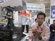 Machines-outils : ouverture du MTA Vietnam 2012
