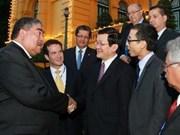 Le Vietnam favorise les investisseurs latino-américains
