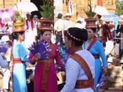 Les Chams célèbrent le Ramuwan en liesse