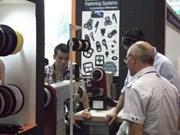 Salon international du cuir et des chaussures à HCMV