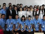 Vietnam-Thaïlande : clôture d'un programme pour jeunes