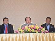 L'ASEAN réaffirme ses engagements concernant la Mer Orientale