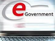Colloque national sur l'e-gouvernement 2012