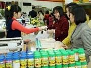 Les prix reculent de 0,29% à Hanoi, la plus forte baisse