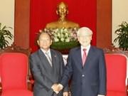 Le Vietnam priviligie les relations avec le Cambodge