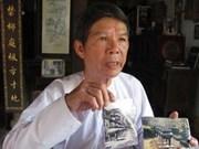 Un chercheur de documents sur Hoang Sa à l'honneur