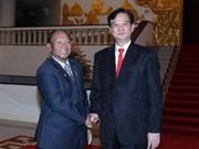 Vietnam et Cambodge plaident pour les liens accrus
