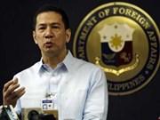 Philippines et Etats-Unis réagissent contre les actes de la Chine en Mer Orientale
