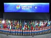 Le Vietnam enchante l'Expo universelle de Yeosu