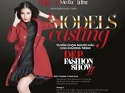 Dep Fashion Show 2012 en piste en octobre à Hanoi