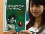 Le congrès mondial d'espéranto à Hanoi