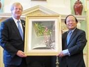 Le Vietnam salue les investissements britanniques