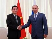 Vietnam et Russie forgent un partenariat stratégique global