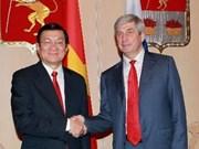 Russie et Vietnam promeuvent leurs relations parlementaires
