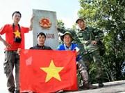 À la borne zéro, aux frontières Vietnam-Chine-Laos