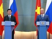 VN et Russie réaffirment les liens de partenariat stratégique