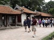 Augmentation des touristes étrangers ces sept derniers mois