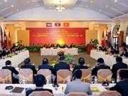 VN-Laos-Cambodge: coopération pour la zone frontalière
