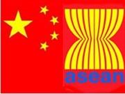 ASEAN-Chine : promotion des relations de partenariat stratégique