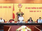 Réunion du Comité de rédaction pour la révision de la Constitution