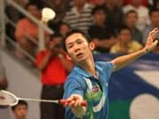 Badminton: 300 joueurs au tournoi Yonex Sunrise Vietnam Open 2012