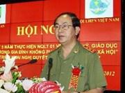 Coopération entre les polices du Vietnam et du Cambodge