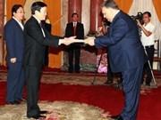 Le Vietnam plaide pour le développement des relations avec les pays