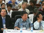 Hue: conférence franco-vietnamienne sur les mathématiques