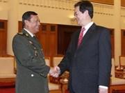 Défense : coopération intensifiée Vietnam-Cambodge