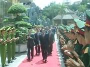 Coopération entre Diên Biên et des provinces laotiennes