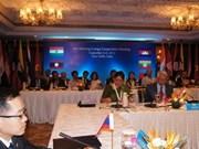 Conférence de la Coopération Mékong-Gange en Inde