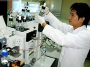 Ouverture de l'International Techmart Vietnam 2012