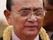 Les Etats-Unis lèvent des sanctions contre des dirigeants birmans
