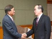 Le Vietnam estime la direction de l'OMS
