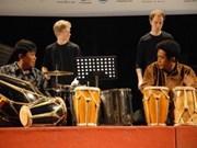 Bientôt le Festival musical de percussions au Vietnam