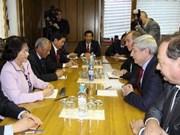 Rencontres entre députés vietnamiens et russes