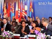 OMS : clôture de la conférence pour le Pacifique occidental
