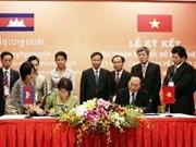 Vietnam et Cambodge unis contre la traite humaine