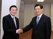 Fête nationale de la Chine : Félicitations aux dirigeants chinois