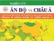 Le magazine de recherche sur l'Inde et l'Asie voit le jour