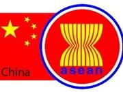 La Chine ouvre une Mission auprès de l'ASEAN