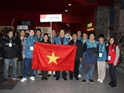 Informatique: le Vietnam gagne quatre médailles