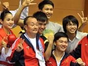 Karaté : le Vietnam se contente de la 4e place