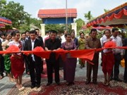 La BIDV finance un ouvrage multifonction au Cambodge