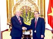 Le Vietnam renforce sa coopération avec le Land de Hesse