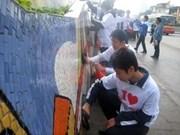 """Lancement de la campagne """"J'aime Hanoi"""""""