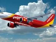 VietJetAir ouvre une ligne HCM-Ville-Hai Phong