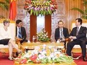 Le PM salue le partenariat stratégique Vietnam-Allemagne