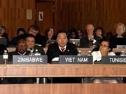 Le Vietnam participe à la session du Conseil exécutif de l'UNESCO